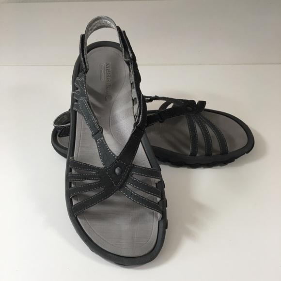 0bac23545ad9 Merrell Enoki Link Sandals - 6. M 5ab04da672ea88b5958da211